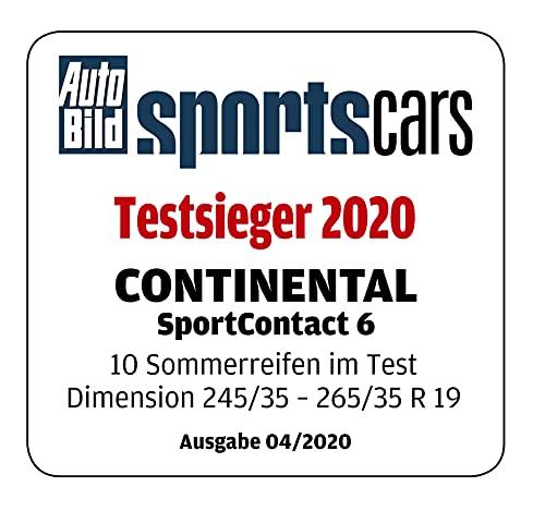 Continental(コンチネンタル)スポーツコンタクト6245/30ZR20(90Y)XLFRSportContact63587800000