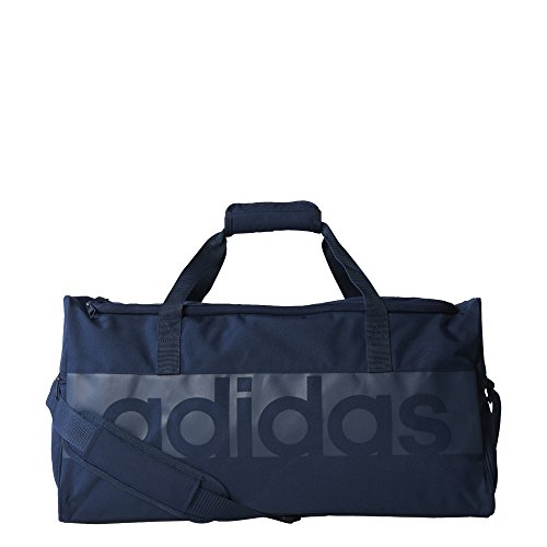 adidas Linear Performance Tasche, Collegiate Navy/Trace Blue, 57 x 22 x 30 cm