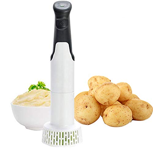 OLDSAN 3-in-1 Set Multi Tool-Blends Hand Blender Purees and Whisks Batter Mixer/Electric Potato Masher for Kitchen,for Purees Baby Food/Vegetable Grinder