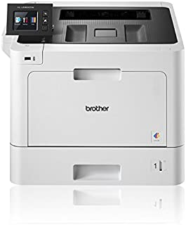 Brother HL-L8360CDW A4 Colour Laser Printer, Wireless, PC Connected, Network and NFC, Print and 2 Sided Printing