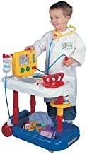 Pavlov'z Toyz Emergency Cart - 20-Piece Play Set