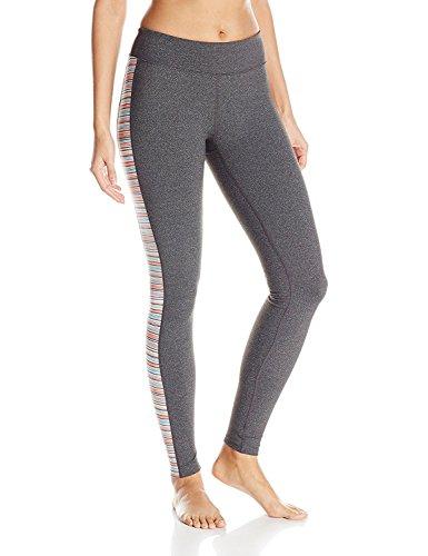 Soybu Femme Elodie Yoga Legging Pantalon - Orange - X-Large