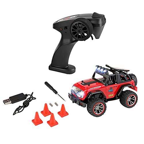 HomeDecTime WLtoys 322221 RC Car 4WD 1:32 2.4G 25km / H Camión de Control Remoto de Velocidad