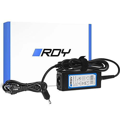 RDY 45W 19V 2.37A Alimentatore Caricatore per Asus F201E R540 X200C X200CA X200LA X200M X200MA X201E X451 X451CA X451MAV Vivobook F200CA S200E X202E ZenBook UX31A Caricabatterie Connettore: 4.0x1.35mm