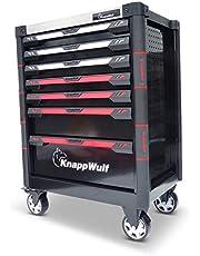 KnappWulf Gereedschapskar KW534 Gereedschapskoffer zonder gereedschap gereedschapskist