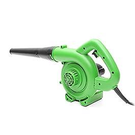 NGHSDO Souffleur 1200W Portable électrique Blower Portable Jardin Collecteur de Feuilles Voiture Ordinateur Cleaner Air…