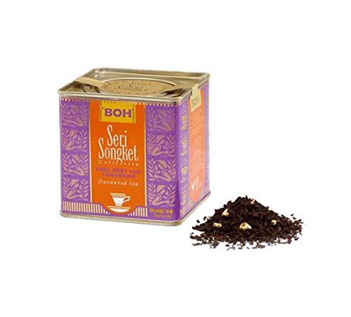 BOH Earl Grey & Mandarine Tee, 125 g Teeblätter