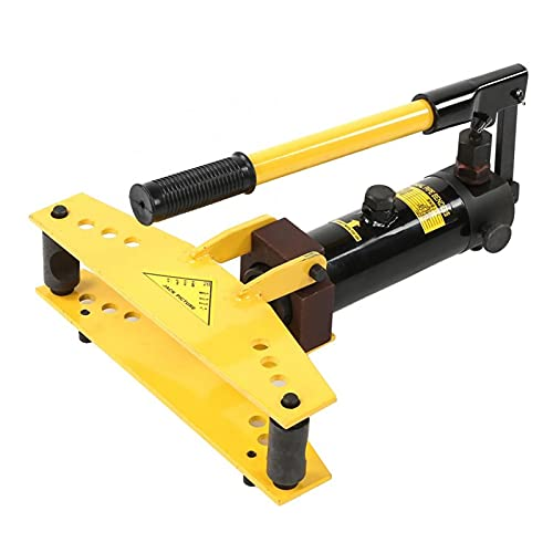 Hydraulic tools Hydraulic Cylinder Hydraulic Pipe And Tube Bender With 4 Pcs Bending Formers Tools For Pipe Plastic Forming Pipe Bending Machine
