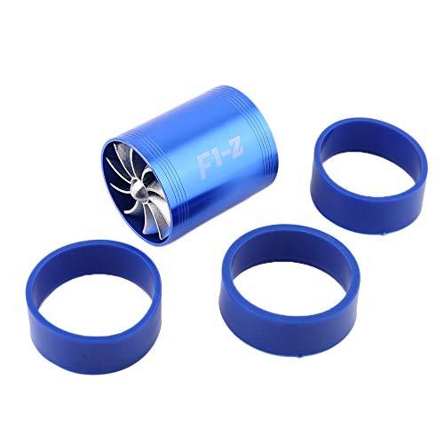 LaonBonnie - Cargador doble universal y duradero, color azul