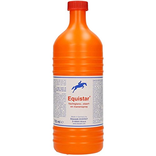 EQUISTAR® Fellglanz-, Schweif- u. Mähnenspray, 750ml