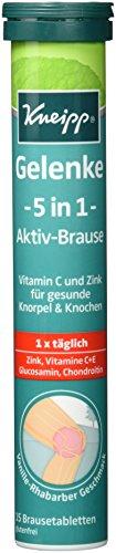 Produktbild Kneipp Gelenke 5 in 1 Aktiv-Brause,  4er Pack