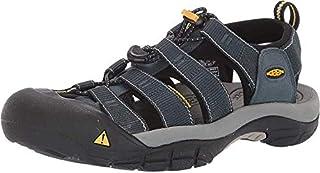 Keen Men's Newport H2 Sandal,Navy/Medium Grey,13 M US