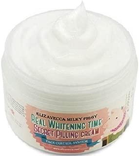 Elizavecca Milky Piggy Real Whitening Time Secret Peeling Cream by Elizavecca