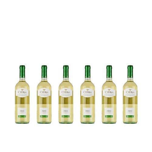 Trebbiano d' Abruzzo DOC Citra Weißwein Italien 2018 trocken (6x 0.75 l)