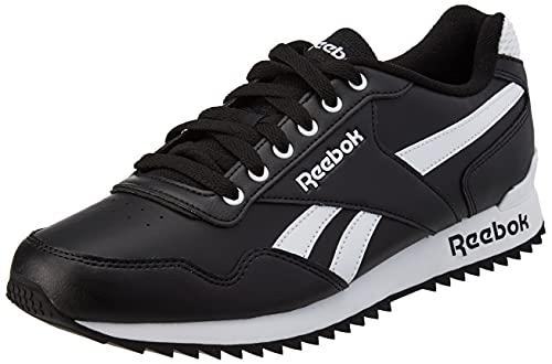 Reebok Royal Glide RPLCLP, Zapatillas de Running Hombre, Negro/Blanco/Negro, 42.5 EU
