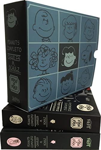 Caixa especial Peanuts completo - volumes 5 e 6