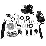 NGLSCXR Kit de moteur de bicyclette Ensemble complet 80cc Engine de vélo Kit de vélo Vélo Vélo...