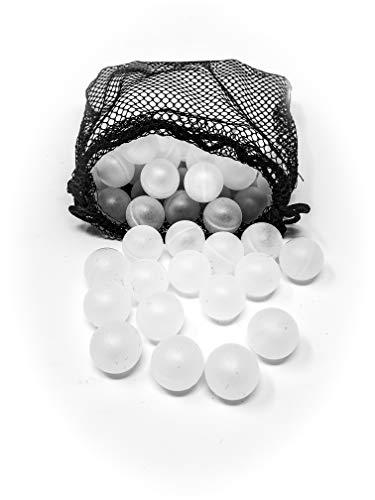 Insulating Balls for Sous Vide by Vesta Precision | 100 count | Reduce evaporation and increase temperature accuracy | No more messy lids