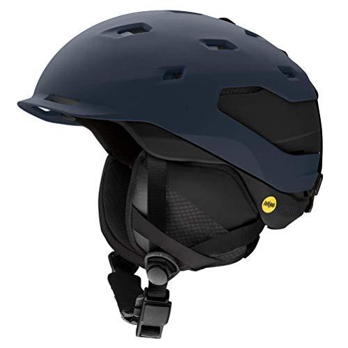 Smith Quantum MIPS Snow Helmet - Matte French Navy/Black   Medium