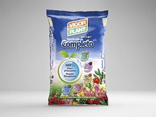 VigorPlant - Terriccio Universale Completo 10 LT