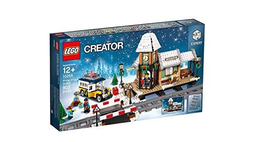 LEGO Creator Expert Winterlicher Bahnhof 10259