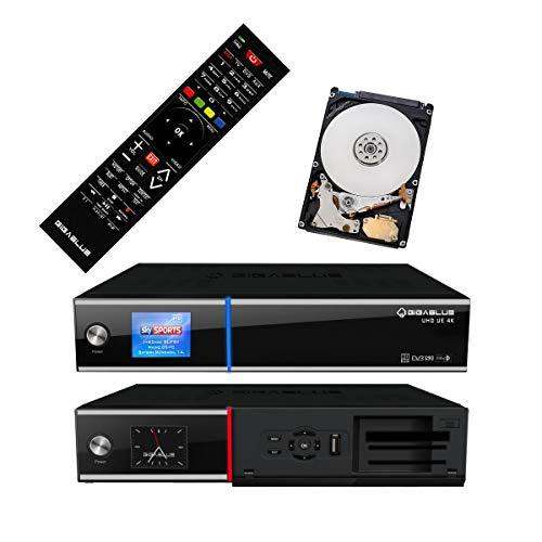 GigaBlue UHD UE 4K TV Bild