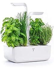 Véritable®- Huerta Interior Made in France - Cultivo en Interiores con Sistema de iluminación LED automático - Kit de 4 Lingots® Incluido