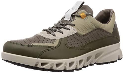ECCO Multi Vent, Zapatillas Hombre, metálico, 45 EU