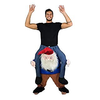 Ride Gnome Costume Adult