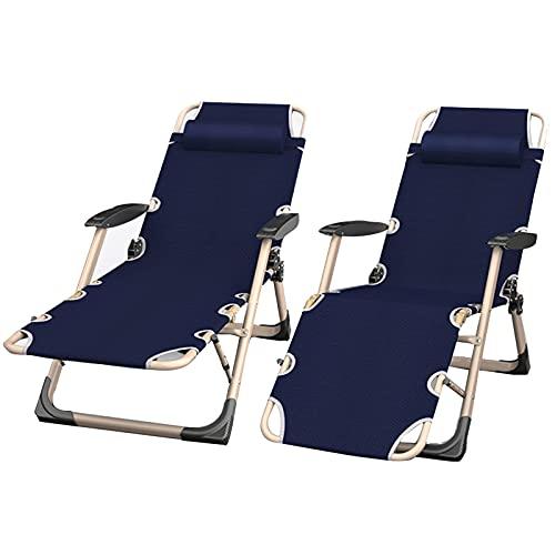 LLMY liegestuhl Klappbare Sonnenliege, Schwerelosigkeit Stühle, Anti Rutsch Gummihülle, 180° Flach Liegend, Rohrgestell Aus Eisenlegierung, zum Sonnenbaden Am Strand