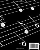 Zoom IMG-1 blank sheet music notebook 100