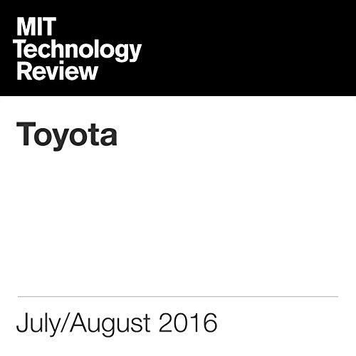 Toyota audiobook cover art