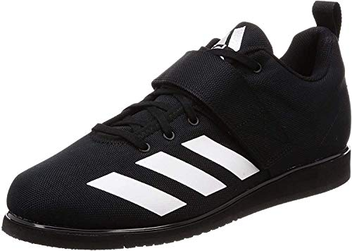 adidas Powerlift 4, Chaussures Multisport Indoor Homme, Noir (Black BC0343), 40 2/3 EU