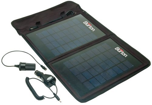 Max Burton Power Mate Solar Collector (Black, 13.75x9.84x3.14 -Inch) by Max Burton