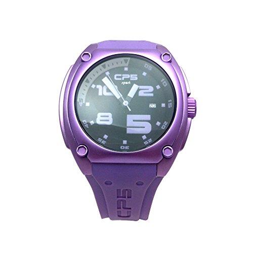 Reloj CP5 caucho color morado