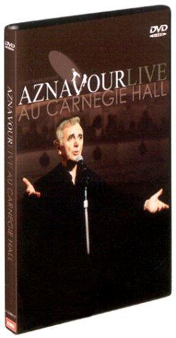 Charles Aznavour : Au Carnegie Hall