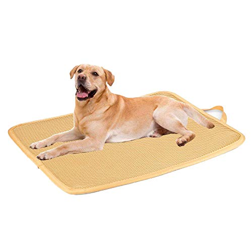 Kimi Homes Dog Crate Mat - Easy Cleaning Kennel...