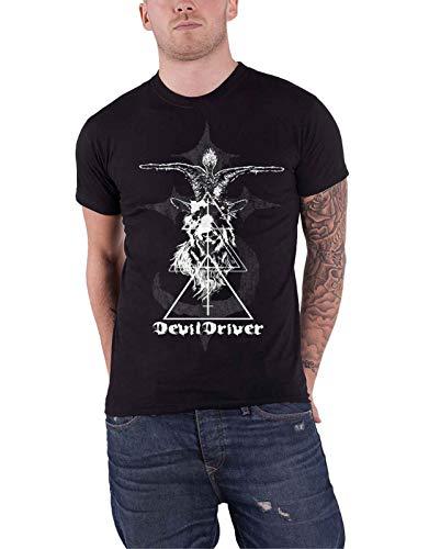 DEVILDRIVER Baphomet T-Shirt S