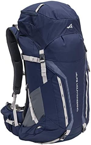 ALPS Mountaineering Baja Internal Frame Backpack 60L Navy Gray product image