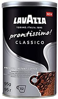 Lavazza Prontissimo Intenso Instant Coffee, 95 g