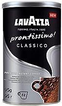 Lavazza Prontissimo Intenso Instant Coffee, 95 g