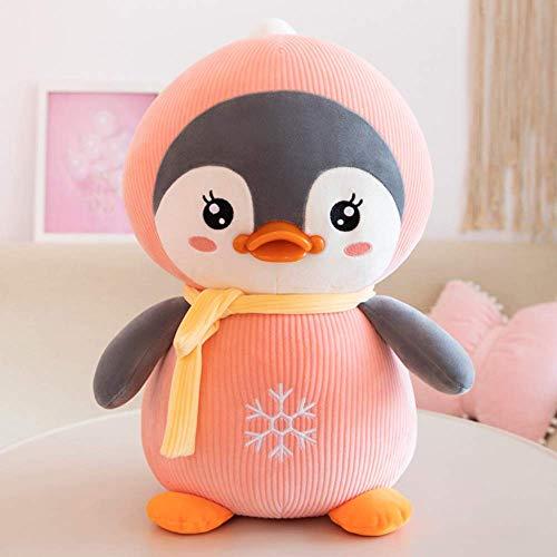 YXYOL Peluche, Pinguino Bambola, Cuscino Bambola Molle del Giocattolo della Peluche Giocattoli Abbraccia Cuscino del Cotone del Fumetto Ultrasoft Playmate