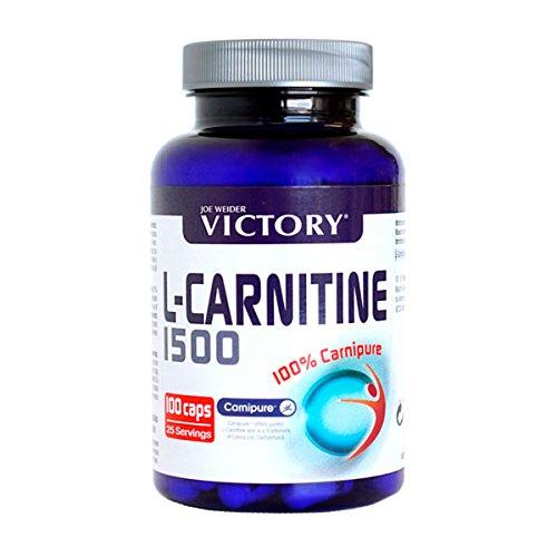 Victory L-Carnitine 1500 Victory - 100 capsulas
