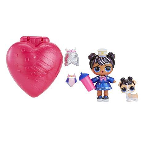 MGA pétillante L.O.L. Surprise (Rose) avec poupée et Animal exclusifs Toy, 558378E7C, Multicolore
