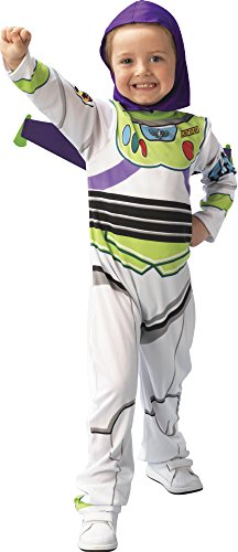 Rubies - Toy Story disfraz de Buzz Lightyear clásico en caja infantil (883769-M)