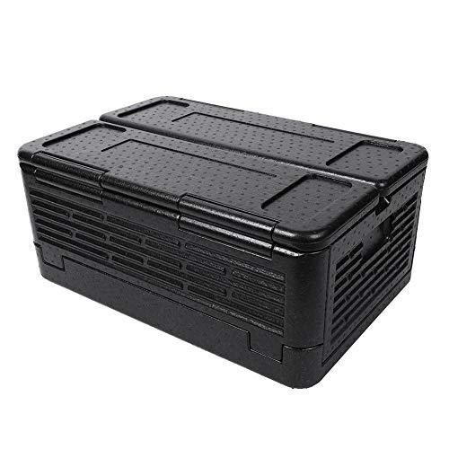 Cloudbox Outdoor-Picknick-Box Outdoor Tragbares Klapp-Picknick 60L Große Kapazität Lebensmittel-Thermo-Aufbewahrungsbox, Gute Speisen und Werkzeuge für das Essen im Freien