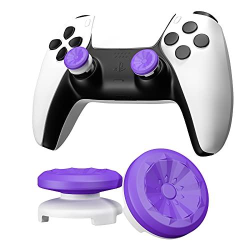 FPSフリーク PS4 PS5 switch コントローラー用に適用 Qosea 親指グリップキャップ プリグマ コント 可動域アップ 滑り止め アシストキャップ