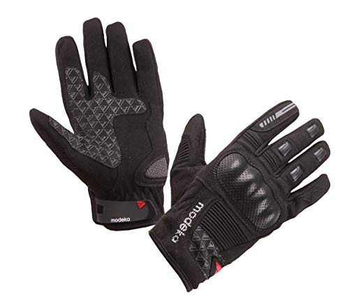 Modeka Fuego Handschuhe 10 Schwarz