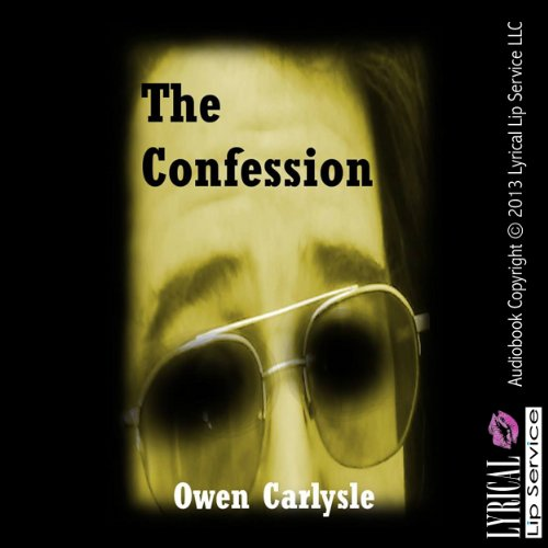 The Confession: A Tale of Horror audiobook cover art