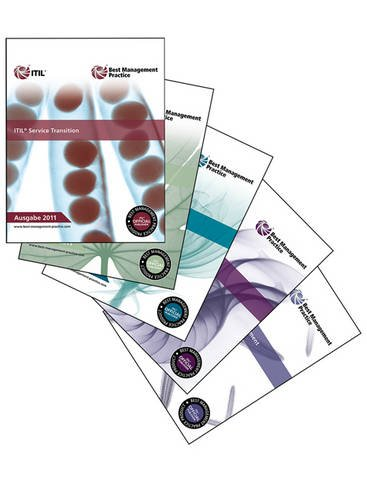 ITIL Lifecycle Suite/Collection Manuals (German Version) (5 Vol Set)